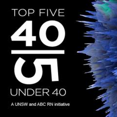 Top 5 Under 40!